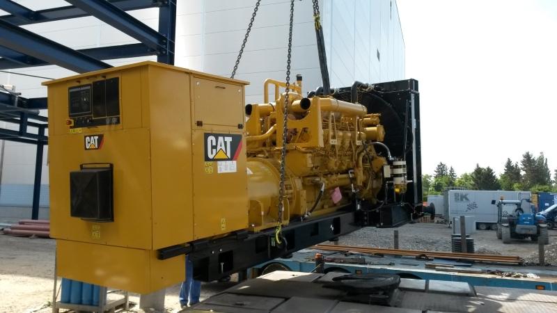 industriële generator